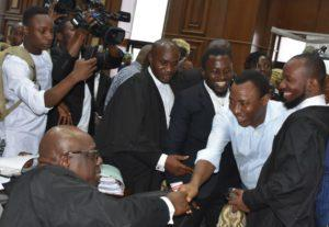 Revolution Now: How Court Varied Sowore, Bakare's Bail Conditions