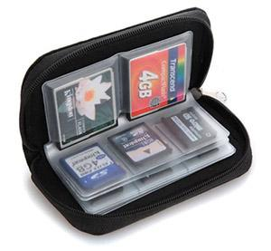 Best Gifts for photographers-memory card carrying case