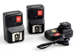 Remote Flash Trigger Set