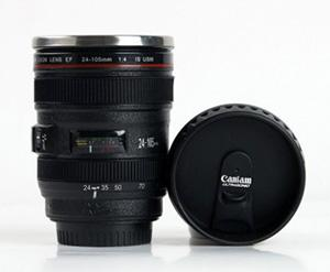Gifts for Photographers-Lens Mug
