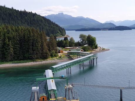 Icy Strait Point Zipline – World's Largest