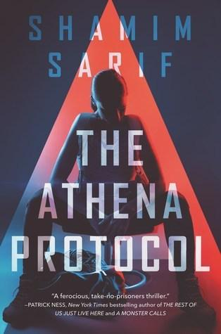 Meagan Kimberly reviews The Athena Protocol by Shamim Sarif