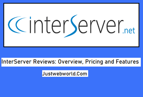 InterServer Web Hosting (Overview, Pricing and Features)