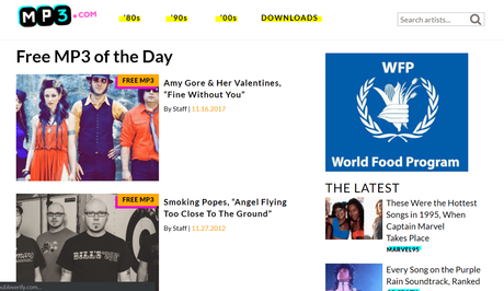 mp3 song of the day - best sites to download free mixtapes