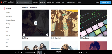 reverbination - best sites to download english songs free
