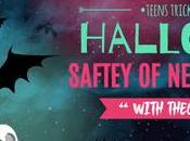 Neighborhood Safety with TheOneSpy: Teens Trick Treating Halloween