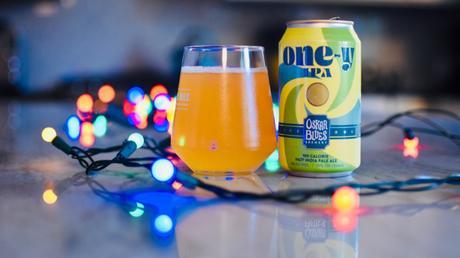 Beer Review – Oskar Blues One-y Hazy IPA