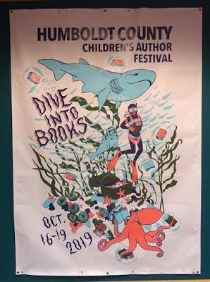 DIVE INTO BOOKS: Humboldt County Children's Author Festival 2019