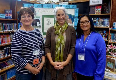 DIVE INTO BOOKS: Humboldt County Children's Author Festival 2019