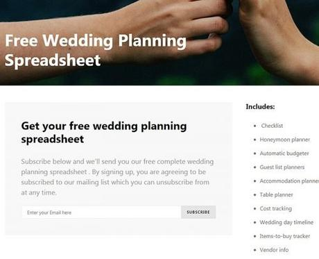wedding planning spreadsheet weddinghacks free wedding planning spreadsheets