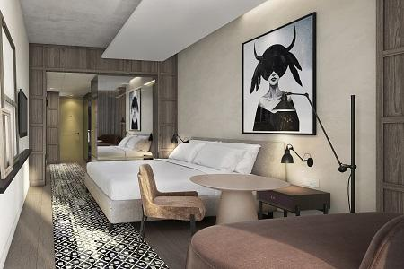 The Londoner, a new super boutique hotel for London