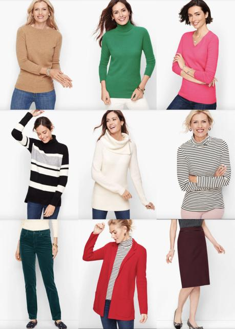 Talbots Friends and Family Sale: My Picks