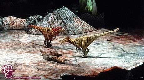Let's Go Walking With Dinosaurs - The Living Experience.