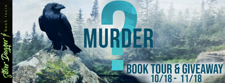 Murder? - Stockholm Sleuth Series Tour & Givaway - Myster