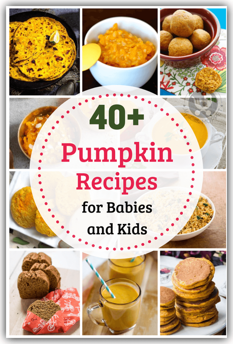 Pumpkins are loaded with immune-boosting vitamins, making them perfect for this season! Try out these healthy pumpkin recipes for babies and older kids.