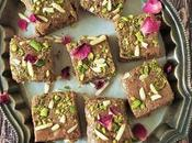 Walnut Barfi Recipe, Make Akhrot
