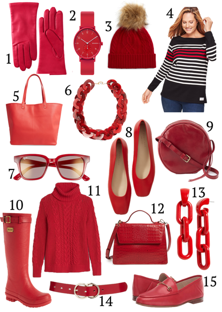 Your Closet Could Use a Pop of Color!