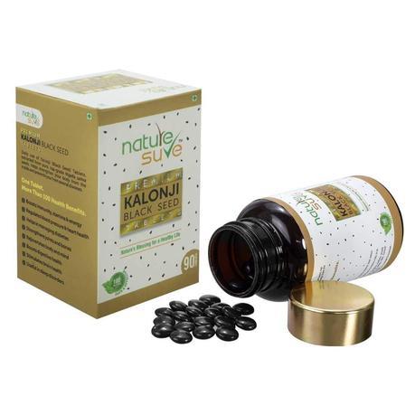 One Kalonji Tablet: More than 100 Health Benefits
