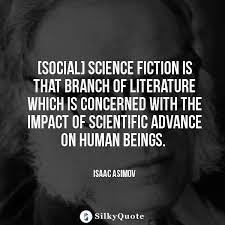 Societal Science Fiction –  21st Century Challenges