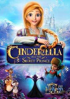 Cinderella and the Secret Prince Comes to DVD on November 5! Enter to Win the Movie ~ 3 Winners!