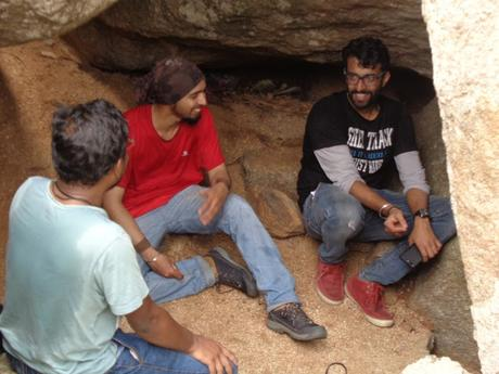 175) Ratnagiri Fort Trek : (19/7/2019)