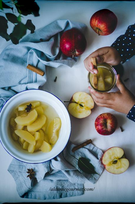 Apple Compote Recipe (Child-Friendly) & Choosing to Live Slow for a Better Life
