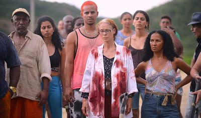 "243. Brazilian directors Juliano Dornelles' and Kleber Mendonça Filho's film ""Bacurau"" (2019):  Structurally similar to Hollywood films but refreshingly different in presenting a realistic canvas of Brazilian characters and contemporary problems of tha..."