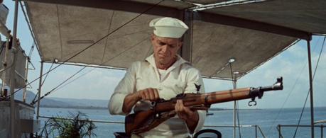 Steve McQueen's Navy Uniforms in The Sand Pebbles
