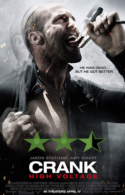 Franchise Weekend – Crank 2: High Voltage (2009)