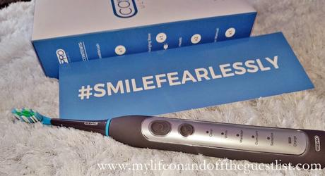 Smile Brilliant cariPRO Ultrasonic Electric Toothbrush: Oral Care for Less