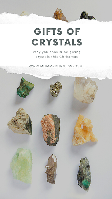 The Gift of Crystals This Christmas
