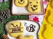 Pooh Butter Cake