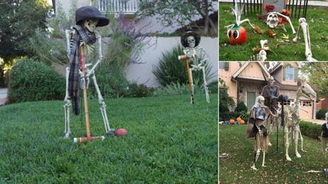 How To Decorate Your Lawn This Halloween?