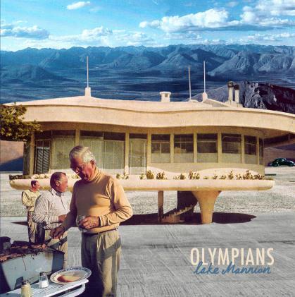 Olympians Lake Mannion album review