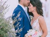Romantic Chic Summer Wedding Sifnos Gabrielle Beau