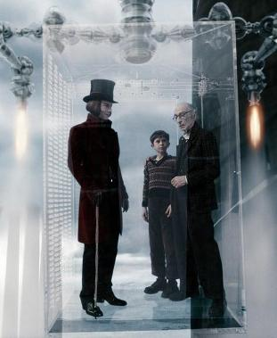 Recreating the Movie – Charlie and the Chocolate Factory