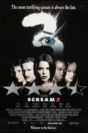 Horror Franchise – Scream 3 (2000)