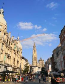 This weekend in Antwerp: 1st, 2nd & 3rd November