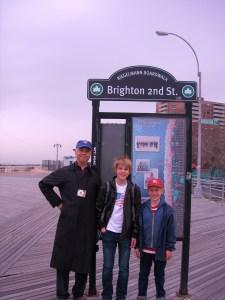 On Location: #3 Coney Island, Brooklyn
