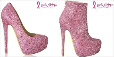 Shoes of the Day | Kandee Shoes Pink Lemonade Pump & Pink Limonade Bootie
