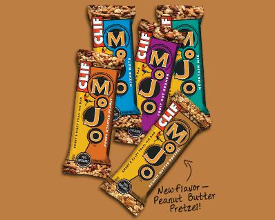 Reminder: Win Clif Bars For Mom!
