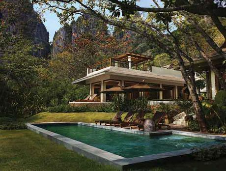 Room with a view: Rayavadee, Thailand