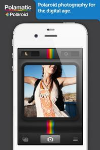 Polaroid Release Polamatic Applications For IOS