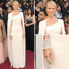 Diamond Jewelry and Celebrities Create Stunning Images in 2012