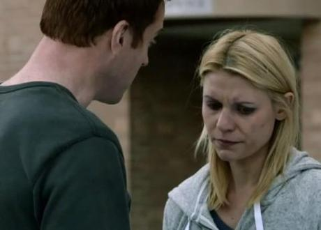 Homeland finale, Clare Danes and Damien Lewis, AKA Carrie and Brody