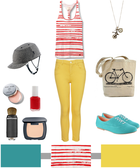 Bicycle Attire…