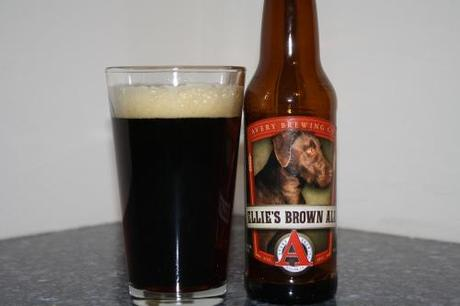 Beer Review – Avery Ellie's Brown Ale