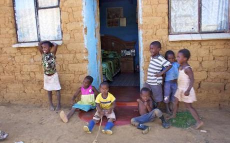 zulu village house