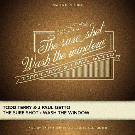 Hot new funky house release from Todd Terry and J Paul Getto