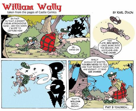 William Wally part 2